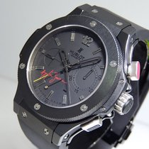 Hublot Big Bang Ayrton Senna Split Second Chronograph