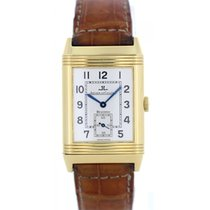 Jaeger-LeCoultre Reverso 270.1.62 18K YG Manual Winding Watch
