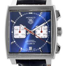 TAG Heuer CAW2111.FC6183 Steel 2019 Monaco Calibre 12 39mm new United States of America, Florida, Hollywood