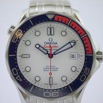 Omega Seamaster Diver 300 M mit Box und Papieren