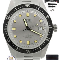 오리스 Automatic Divers Sixty-Five 42mm Stainless Steel Silver...