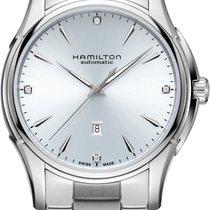 Hamilton Jazzmaster Viewmatic Steel 34mm Blue
