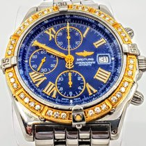Breitling Crosswind Racing 40 Brilliant Cut Diamonds F/G - 1,30CT