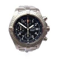 Breitling Super Avenger Chronograph Titan 44 mm E13360