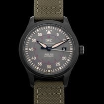 IWC Pilot Mark Ceramic 41.00mm Grey United States of America, California, San Mateo