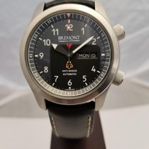 Bremont Steel 43mm Automatic MBII/OR pre-owned