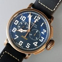 Zenith Pilot Type 20 Extra Special nuevo 45mm Bronce