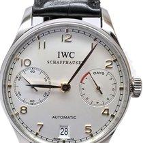 IWC Portuguese Automatic Steel 42.3mm Arabic numerals