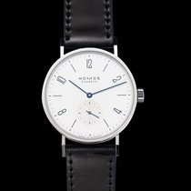 NOMOS Tangomat Steel 38.3mm White United States of America, California, San Mateo
