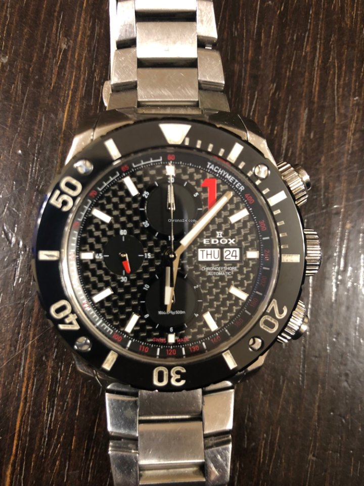 Pre-Owned Edox Watches for Sale - Explore Watches at Chrono24 705291ae97