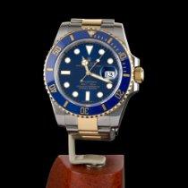 f77e4278208 Rolex 116613LB Acero y oro Submariner Date 40mm