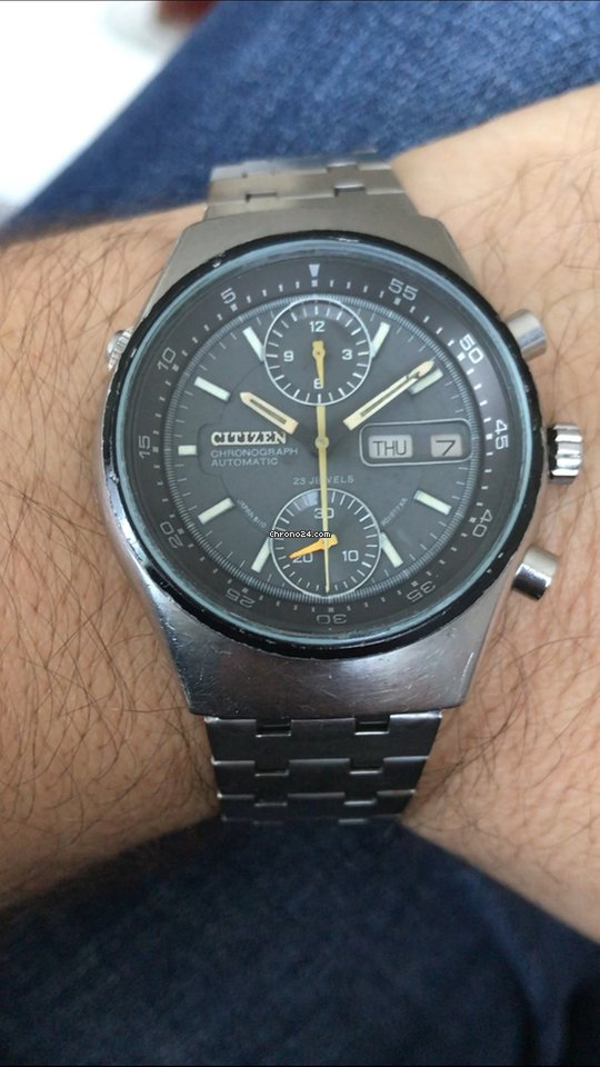Μεταχειρισμένα ρολόγια Citizen  39275f5e02f