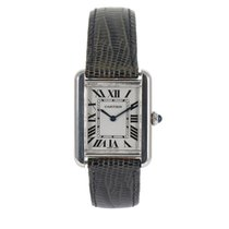 Cartier 2716 Stahl Tank Solo 24mm