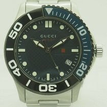 Gucci Steel 45mm Quartz new