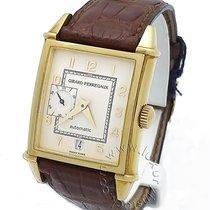 Girard Perregaux Vintage 1945 Yellow gold 28mm White Arabic numerals