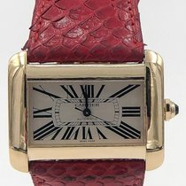 Cartier Tank Divan 2603 pre-owned