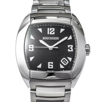 Boucheron Steel 38mm Automatic WA006402 pre-owned United States of America, Texas, Houston