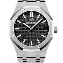 Audemars Piguet Royal Oak Acero 41mm Negro