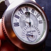 Gérald Genta Titan 45mm Automatisk BSP.Y.80 brukt