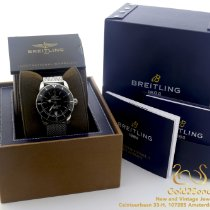 Breitling Steel 42mm Automatic AB2010121B1A1 new
