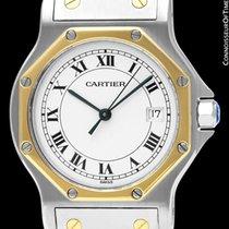 Cartier Santos (submodel) 7028 1980 pre-owned
