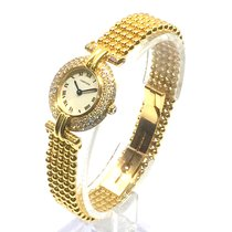 Cartier 881092 Yellow gold 24mm pre-owned