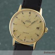 Omega Genève 34.5mm Gold