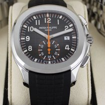 Patek Philippe Aquanaut Acero 42.2mm Negro España, Madrid