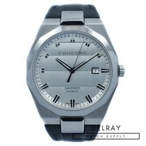 Concord Mariner Stahl 41mm
