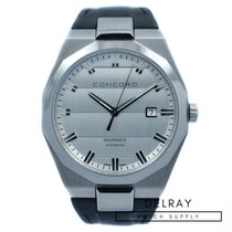 Concord Steel Automatic 41mm pre-owned Mariner