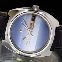 Enicar Steel 37mm Automatic pre-owned