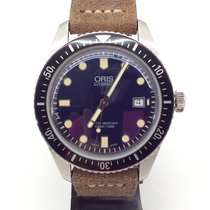 Oris Divers Sixty Five 01 733 7720 4055-07 5 21 02 2018 pre-owned
