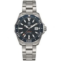 TAG Heuer WAY211C.BA0928 Steel Aquaracer 300M 41mm new United States of America, Pennsylvania, Holland