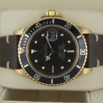 Rolex Submariner Date 16808 1981 gebraucht