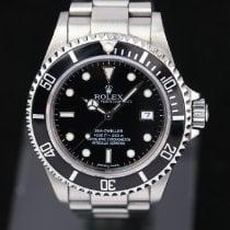 Rolex Sea-Dweller 4000 použité 40mm Černá Datum Ocel