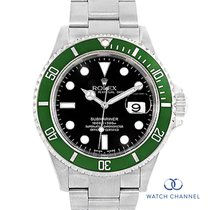 Rolex Submariner Date 16610LV Fair Steel 40mm Automatic South Africa, Johannesburg