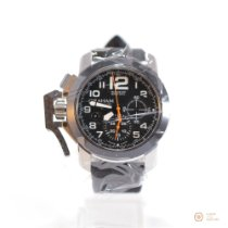 Graham Chronofighter Oversize 2CCAC.B03A.T12S 2019 new