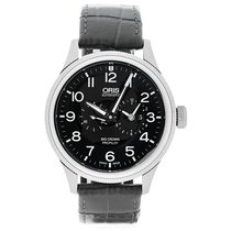 Oris Big Crown ProPilot Worldtimer Acier Gris
