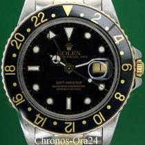 Rolex GMT-Master Χρυσός / Ατσάλι 40mm Μαύρο Ελλάδα, Athens