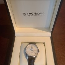 TAG Heuer Carrera Calibre 7 Steel Silver United States of America, New York, Amherst