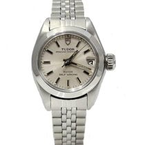 Tudor Silver Automatic Silver 23mm Prince Date