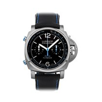 Panerai Luminor Titanio 44mm Nero Arabo