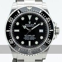 Rolex Sea-Dweller 4000 használt 40mm Fekete Acél
