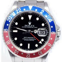 Rolex GMT-Master II 16710 1988 pre-owned