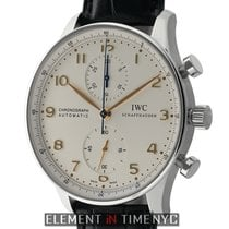 IWC Portuguese Chronograph IW3714-45 new