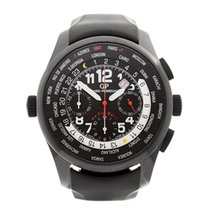 Girard Perregaux WW.TC Shadow Flyback Chronograph Black Dlc...