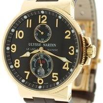 Ulysse Nardin Marine Chronometer 41mm Rose gold 41mm Brown United States of America, New Jersey, Cresskill