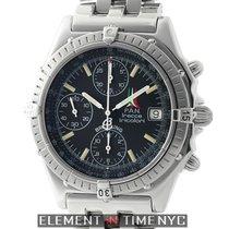 ブライトリング (Breitling) Chronomat P.A.N. Frecce Tricolori Stainles...