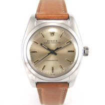 Rolex Bubble Back 31mm Staal