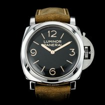 Panerai Luminor 1950 nuevo 2016 Cuerda manual Reloj con estuche y documentos originales PAM00372